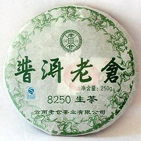 SaySure - 2010year Chitse Puer, 250g Raw Pu'er tea, Pu erh,PC12 by SaySure