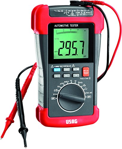 USAG 076 F Automotive Digital Multimeter (705 gr) U00760004 Automotive Digital-multimeter