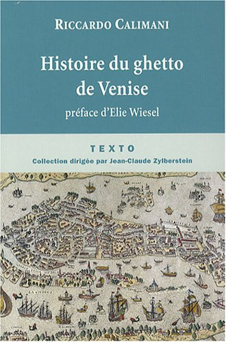 Histoire du ghetto de Venise par Riccardo Calimani