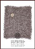 Ulfberth Flachring Kettenst�ck 20 x 20cm, ID8mm, unbehandelt Bild