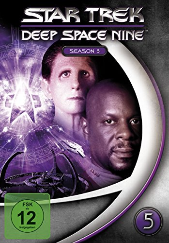 Star Trek - Deep Space Nine: Season 5 [7 DVDs] (Star Trek Staffel 5)