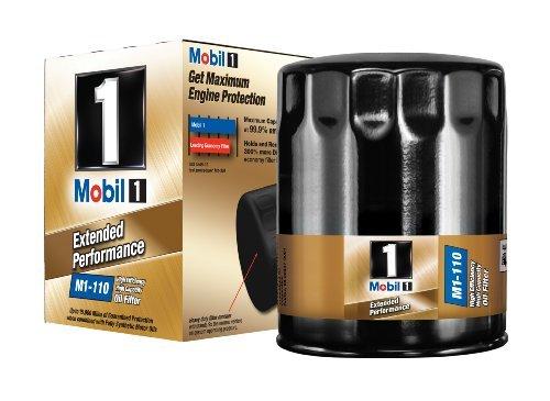 Preisvergleich Produktbild Mobil 1 M1-110 Extended Performance Oil Filter (Pack of 2) by Mobil 1