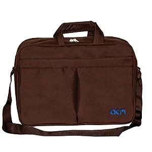 "Acm Executive Office Padded Laptop Bag for Lenovo 11.6"" Laptop All Models Laptop Brown"