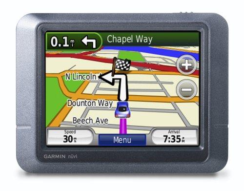 Garmin Nuvi 255 Traffic Système de navigation par satellite avec cartographie complète de l'UE (Import Royaume Uni)
