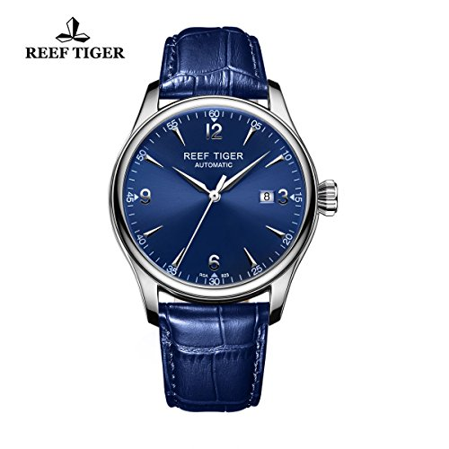 reef-tiger-all-blue-and-steel-gentmen-watches-leather-strap-automatic-watch-with-date-rga823