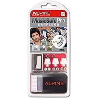 Alpine AMS-MUSICSAFE-PRO - Protección auditiva (termoplástico, con filtro), color blanco