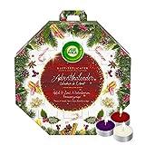 Air Wick Adventskalender, 24 Duftkerzen zur Vorfreude auf Weihnachten, 1 Stück -