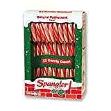 Spangler Candy Canes Peppermint 12 ud