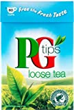 PG Tips Loose Tea 250g - loser schwarzer Tee