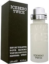 Iceberg Twice homme / men, Eau de Toilette, Vaporisateur / Spray 125 ml, 1er Pack (1 x 125 ml)