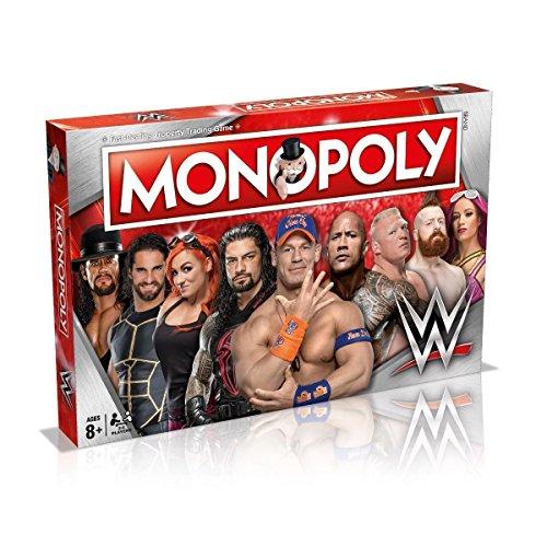 Winning Moves WWE Monopoly Spiel