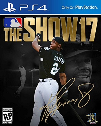 MLB The Show 17 PS4 / PlayStation 4 Standard Edition