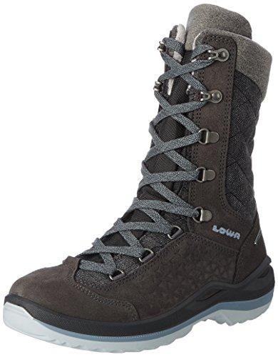 Lowa Damen Barina II GTX WS Trekking-& Wanderhalbschuhe, Grau (Antracite), 40 EU (Stiefel Cold Weather Fashion)