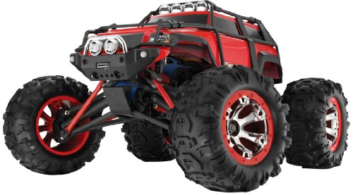 Traxxas Mini Summit Vxl (Red)