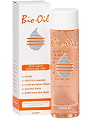 Bio Oil 200ml Specialist Skin Care Scars, Stretch Marks, Uneven Skin Tone, Ageing Skin, Dehydrated Skin with 1pcs Chinese Knot Gift