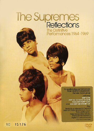 Preisvergleich Produktbild The Supremes - Reflections: The Definitive Performances