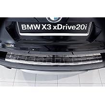 Protector de borde de acero inoxidable para BMW X3 E83 año 2006-2010