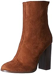 Forever 21 Womens Chestnut Boots - 5.5 UK/India (37.5 EU)(7.5 US)(0022015202)