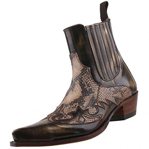 Sendra Boots - Stivali western Uomo Marrone