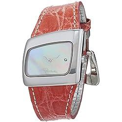 Reloj Roberto Cavalli para Mujer ROSA COCODRILO