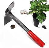 Kunststoff Griff Legierung Stahl Garten-Hacken, die auf Garten pflegen Qualitätswerkzeug von shopidea