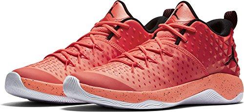 Nike 854551-620, espadrilles de basket-ball homme Rouge