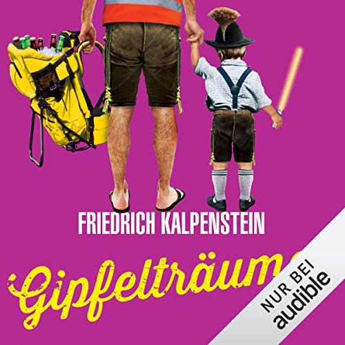 Buchseite und Rezensionen zu 'Gipfelträumer (Herbert 5)' von Friedrich Kalpenstein