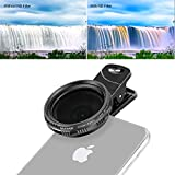 Best NEEWER Iphone 5s Accessori - Neewer Kit 37mm Filtro ND2-400 per Smartphone: Filtro Review