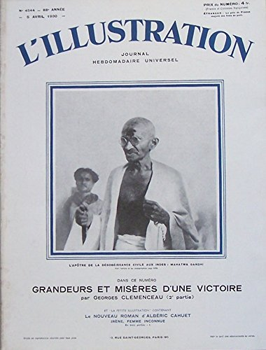 L' ILLUSTRATION No 4544 . 5 avril 1930 . Le rallye automobile transsaharien .