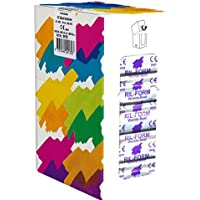 Ril Form Twin-Ribbed 100 Kondome preisvergleich bei billige-tabletten.eu