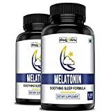 #3: Simply Nutra Melatonin 10mg (For Healthy Sleep Cycle)