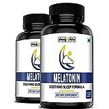 #2: Simply Nutra Melatonin 10mg (For Healthy Sleep Cycle)