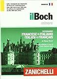 Il Boch minore. Dizionario francese-italiano, italien-français