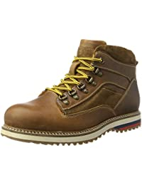 8968160, Mens Combat Boots Weinbrenner