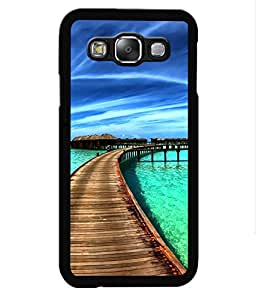 Crazymonk Premium Digital Printed Back Cover For Samsung Galaxy Core Prime