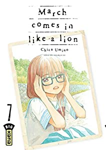 March comes in like a lion Edition simple Tome 7