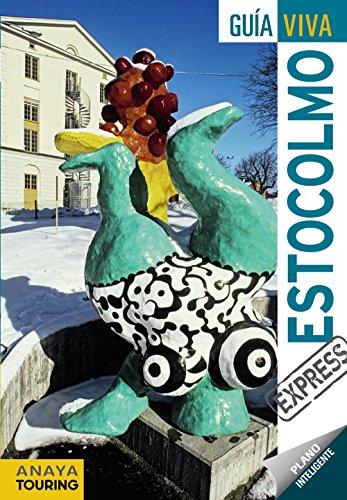 Estocolmo (Guía Viva Express - Internacional) por Anaya Touring