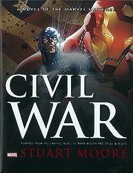 Civil War Prose Novel by Stuart Moore (2012-06-06)
