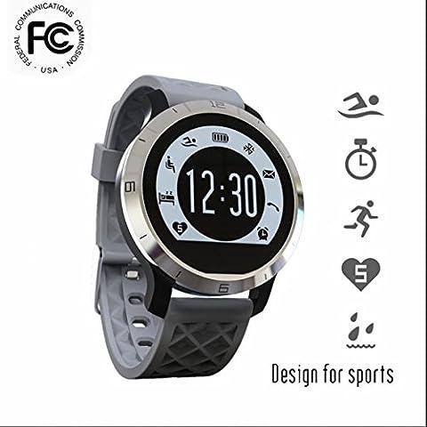 Fitness Tracker Sport Smartwatches Bluetooth Smart Uhr,Klassische Fashion,Schlafüberwachung,Bequem und praktisch,langlebige Batterie,Heart Rate Monitor,Pedometer,Smart uhr,Push-Message und Anrufer,für samsung/huawei/sony/apple