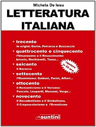 Letteratura Italiana (suntini) (Italian Edition)