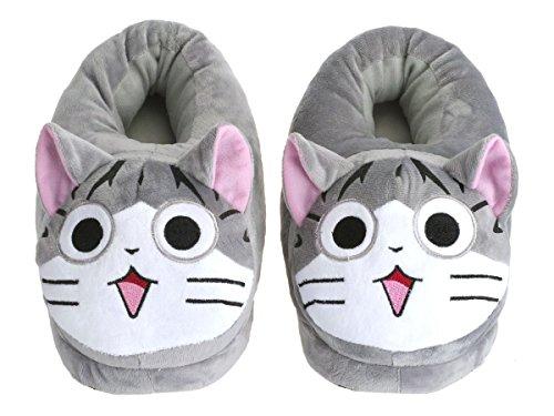 CoolChange Zapatillas de casa del Gato Chi