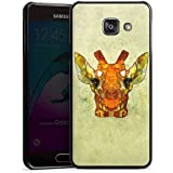 Samsung Galaxy A3 (2016) Housse Étui Protection Coque Girafe Motif Motif