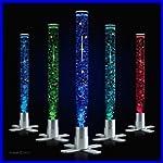 60cm Colour Changing Sensory Mood Sil...
