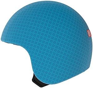EGG Huevo - Revestimiento para Casco De Hijo, Cielo Modelo, Azul, tamaño M