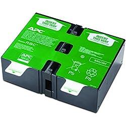 APC APCRBC124 Batterie de Remplacement pour Onduleur APC – BR1200GI, BR1200G-FR, BR1500GI, BR1500G-FR