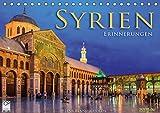 Syrien - Erinnerungen (Tischkalender 2018 DIN A5 quer): Die Kulturschätze Syriens in 12 farbstarken Aufnahmen (Monatskalender, 14 Seiten ) (CALVENDO Orte) [Kalender] [Nov 01, 2015] Benninghofen, Jens