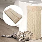 #3: Pet Kitten Corner Sisal Wall Scratcher Cats Hanging Cat Scratching Post Board