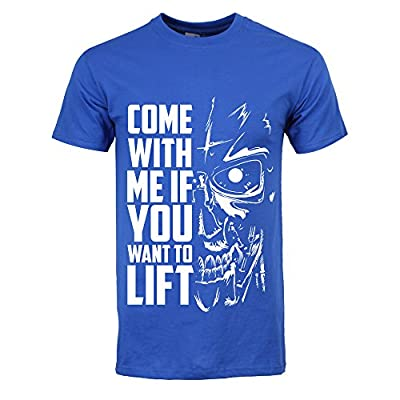 Come With Me If You Want To Lift Mens T-shirt