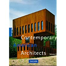 Contemporary American Architects: Vol. 2 (Big)