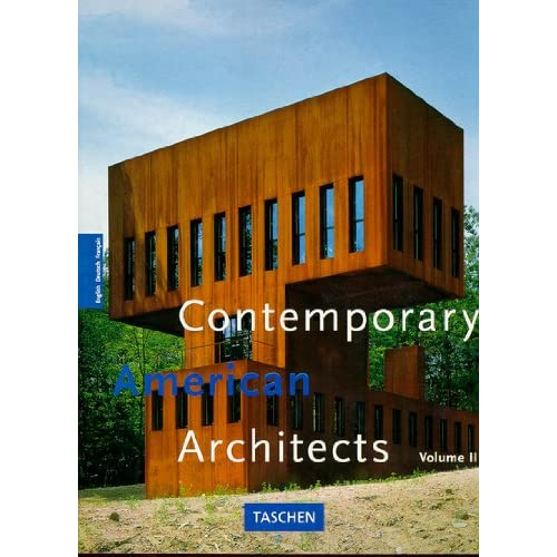 CONTEMPORARY AMERICAN ARCHITECTS. : Volume 2